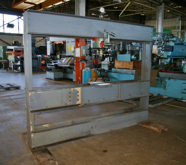 Used Presses For Sale - DAKE HAND OPERATED HYDRAULIC SHOP