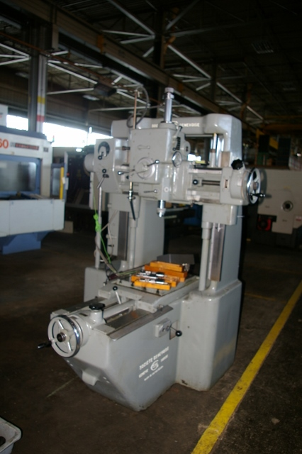 Used Jig Boring Machines For Sale Societe Genevoise Sip Type Mp