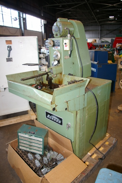 Used Honing & Lapping Machines For Sale - SUNNEN PRECISION