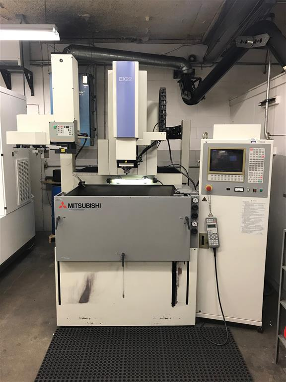 Used Electrical Discharge Machining EDM For Sale - 1998
