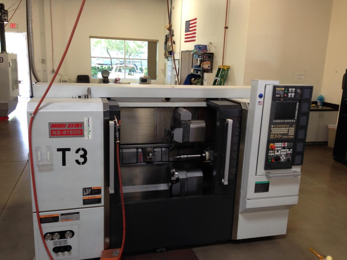 Used CNC Lathes And Turning Centers For Sale - 2007 VERY LOW