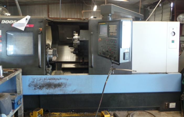 DOOSAN PUMA Turning Center