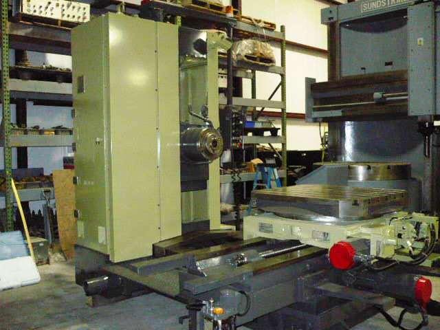 Kuraki CNC Horizontal Boring Mill