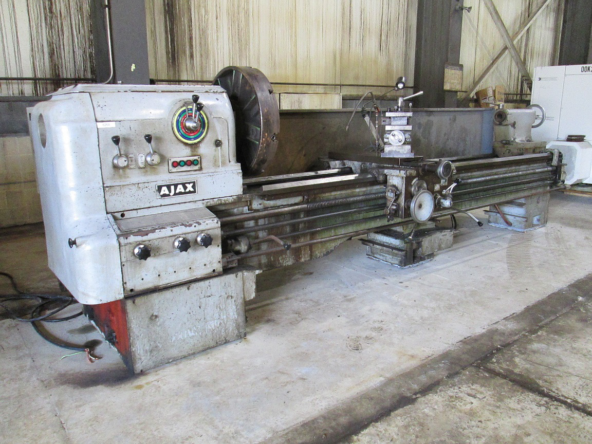 Ajax - Engine Lathe | 32