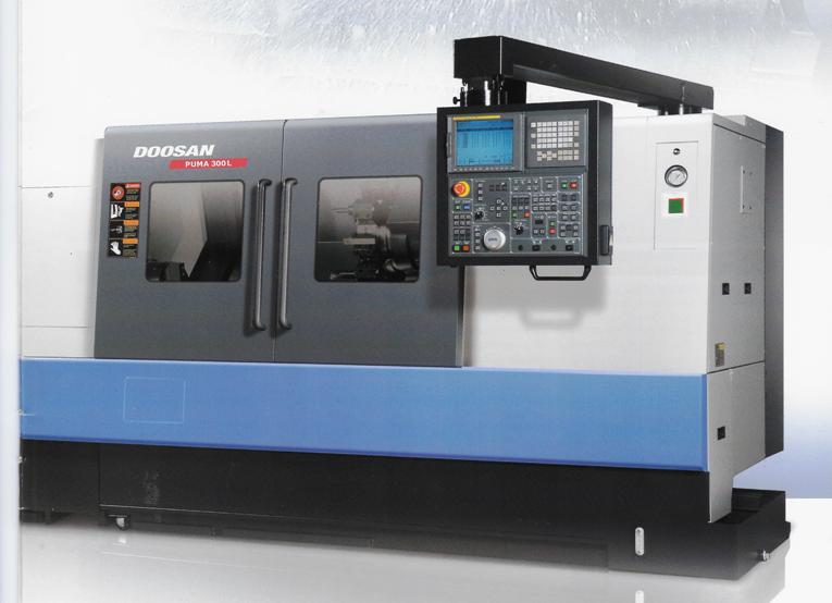 DOOSAN PUMA 300-LC CNC Universal Turning Center 2011