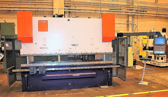 BYSTRONIC 6 AXIS CNC PRESS BRAKE