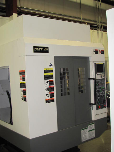 DMC DRILLING AND TAPPING CENTER