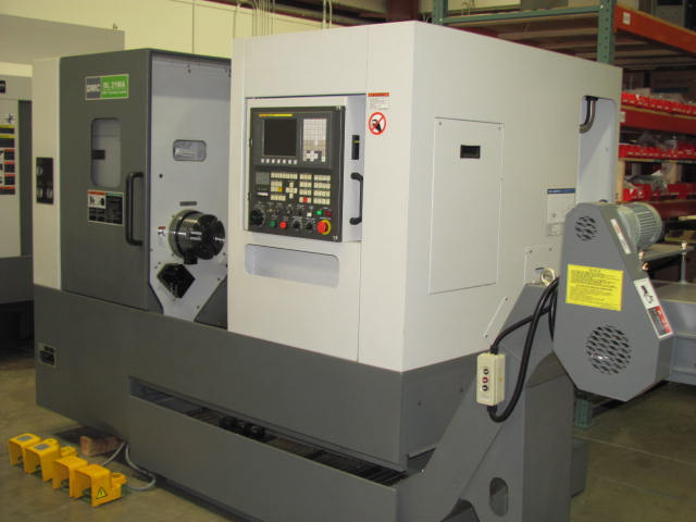 DMC CNC TURNING CENTER