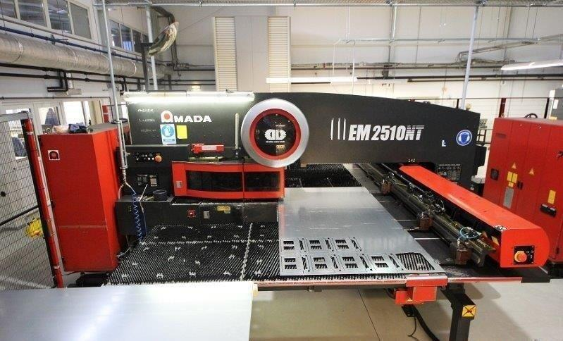 AMADA SERVO DRIVEN PUNCH PRESS