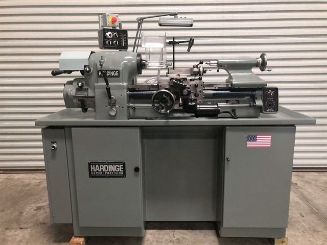 Used Lathes Engine Lathe For Sale Precision Lathes Tool Room >> Used Lathes Manual For Sale Hardinge Hlv H Super Precision Tool