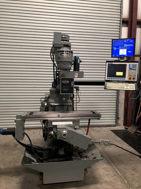 Milling Machines For Sale Used Metal Milling Machines >> Used Milling Machines For Sale Wells Index 520 Cnc Centroid 3 Axis