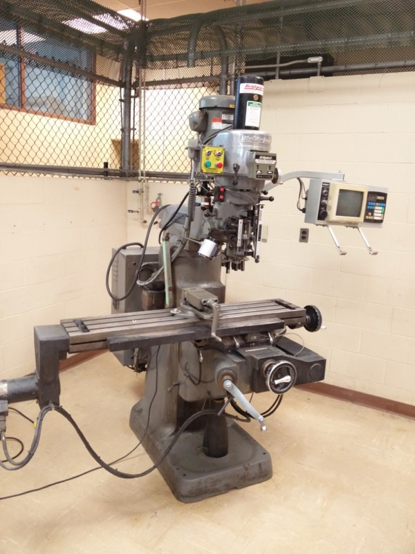 Bridgeport Mill For Sale >> Used Milling Machines For Sale Bridgeport Ez Trak 2 Axis