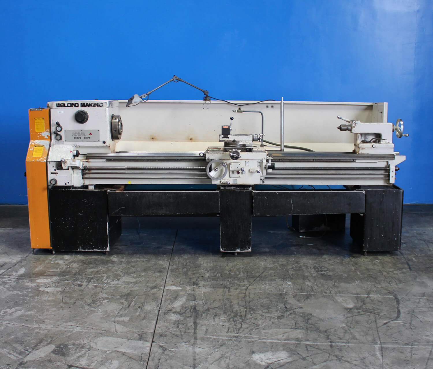 Used Lathes Manual For Sale Leblond Makino Engine Lathe 19 Wiring Schematic Product Images