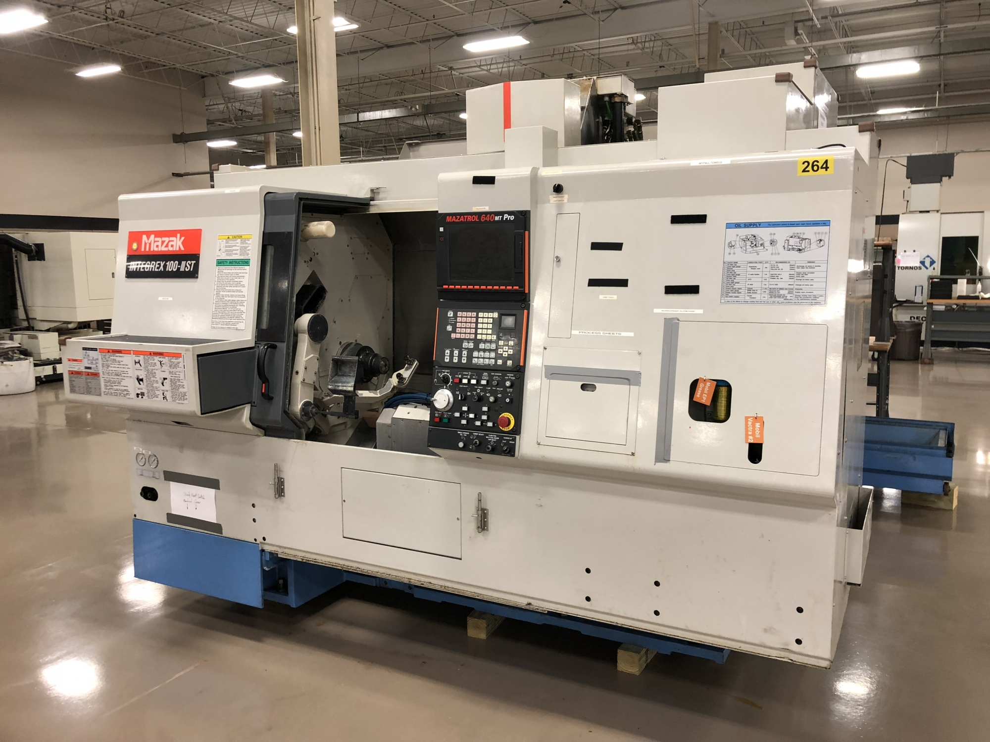 CNC Lathes and Turning Centers