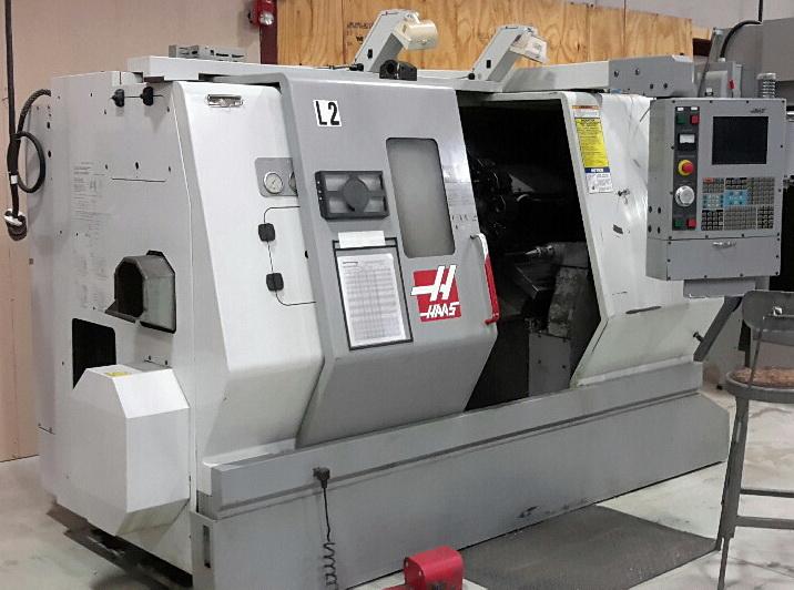 2005 Haas SL-20T CNC Lathe (IPSUMM AUCTION)